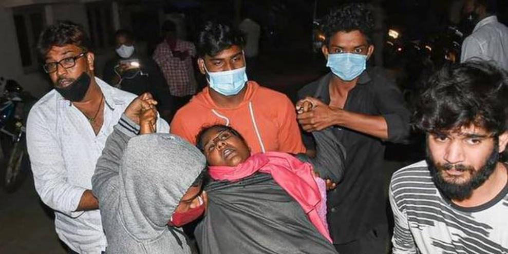 300 человек заразились неизвестной болезнью в Индии, один уже скончался