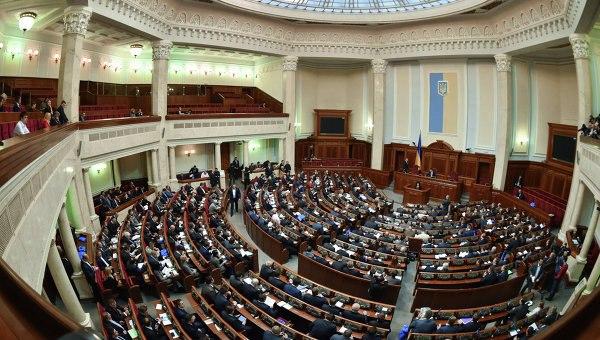 Верховная Рада будет искать виновных в растрате китайского кредита