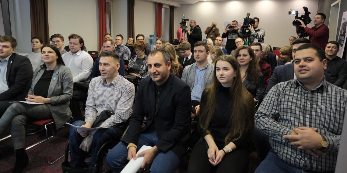 В Нижнем Новгороде презентовали приложение для реализации общественных инициатив