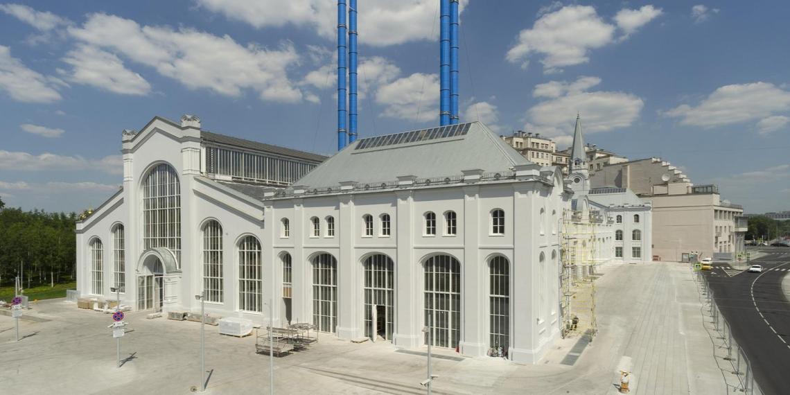 Обновленная ГЭС-2 станет новой точкой притяжения горожан в центре Москвы