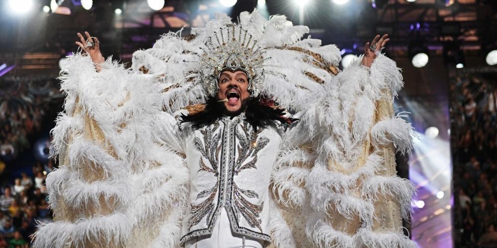 Страдающий от отсутствия концертов Киркоров распродает свои костюмы