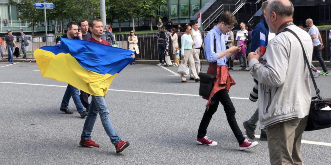 Полиция насчитала 12 тысяч участников митинга в центре Москвы