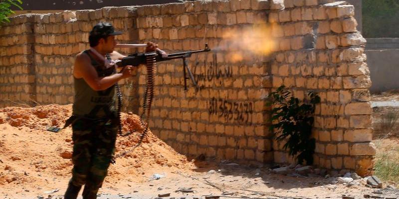 В боях за Триполи убиты 16 турецких военнослужащих
