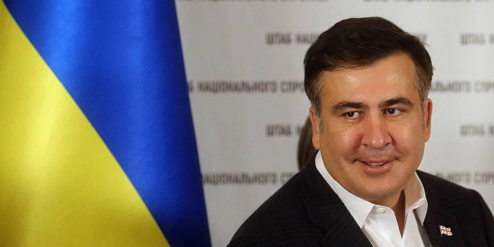 """Саакашвили предупредил о распаде Украины из-за """"местных феодалов"""" с собственными армиями"""