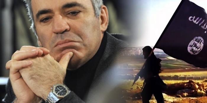 """Каспаров: союз Запада и России против """"Исламского государства"""" отвратителен"""