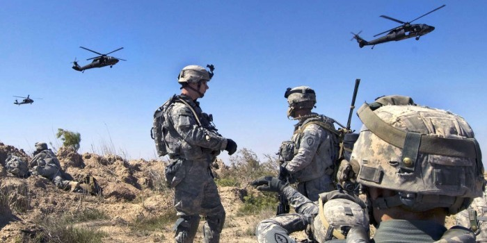 В Пентагоне рассказали о первых пострадавших американцах в ходе сирийской операции