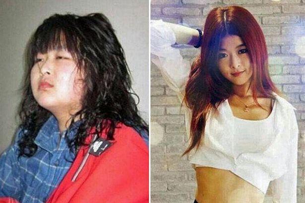 Китаянка сумела сбросить половину собственного веса и стала секс-символом Поднебесной (ФОТО)