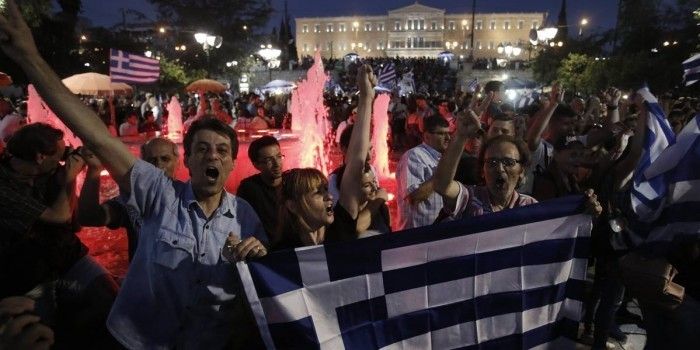 Обозреватель The Week: Греция доказала, что деньги не могут победить гордость