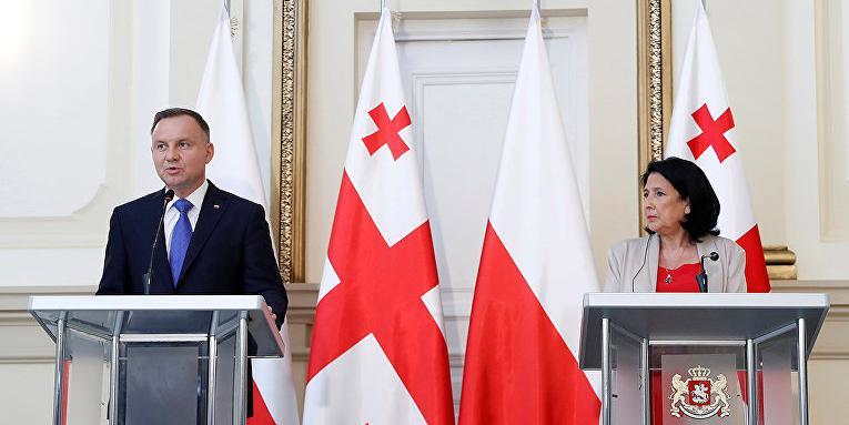 Президент Польши нашел еще один повод обвинить Россию