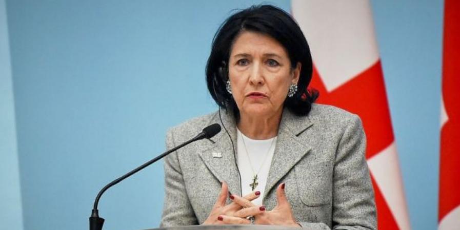"""Грузия захотела свой """"нормандский формат"""" для переговоров с Россией"""