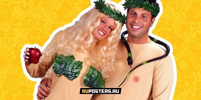 10 самых глупых костюмов на Хэллоуин