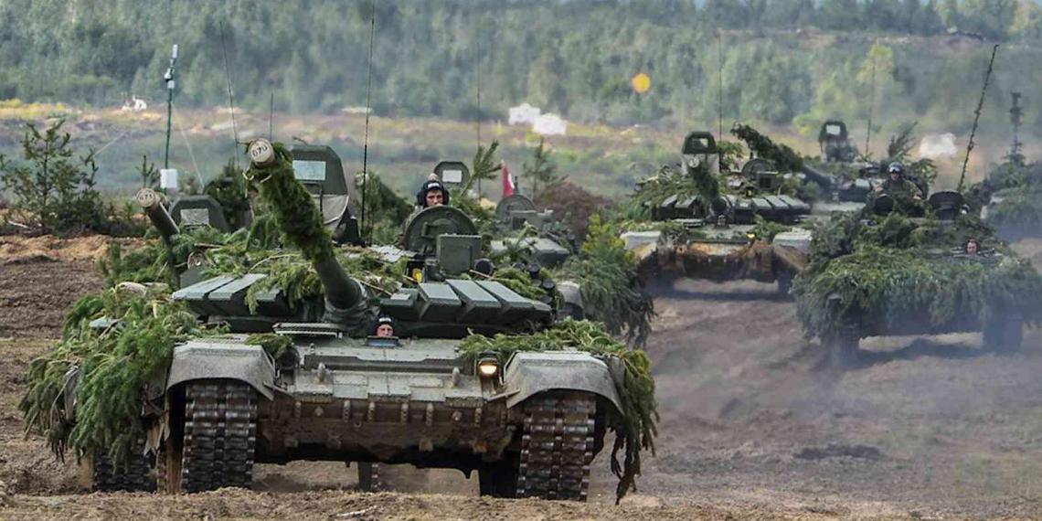 """МИД Латвии не исключил столкновений России и НАТО во время учений """"Запад-2021"""""""