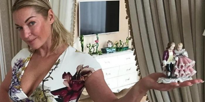 Волочкова рассказала об отказе бывшего мужа отдавать ей многомиллионный долг