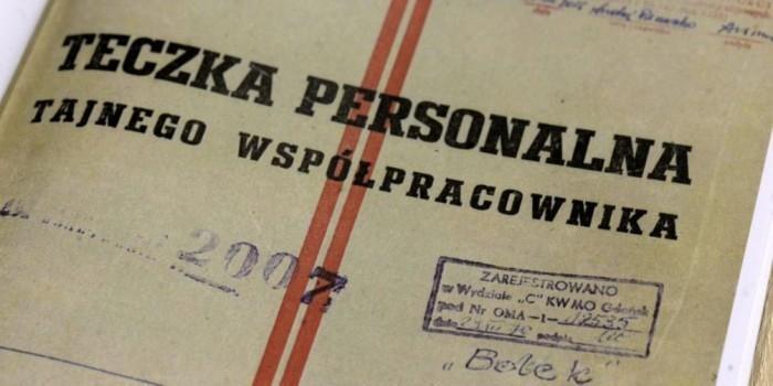 В Польше раскрыли личные данные сотрудников госбезопасности ПНР