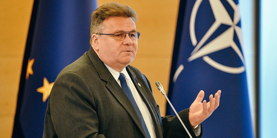 МИД Литвы посчитал инаугурацию Лукашенко фальшивкой и фарсом