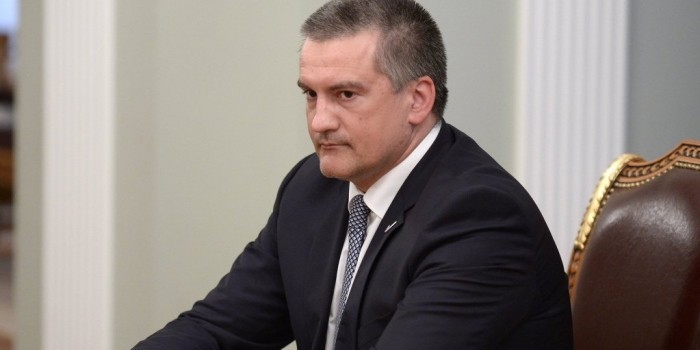 Аксенов анонсировал массовую отставку министров Крыма