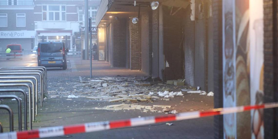 В Нидерландах взорвали три польских супермаркета за два дня