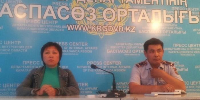 Казахская школьница призналась, что выдумала историю о нападении маньяка