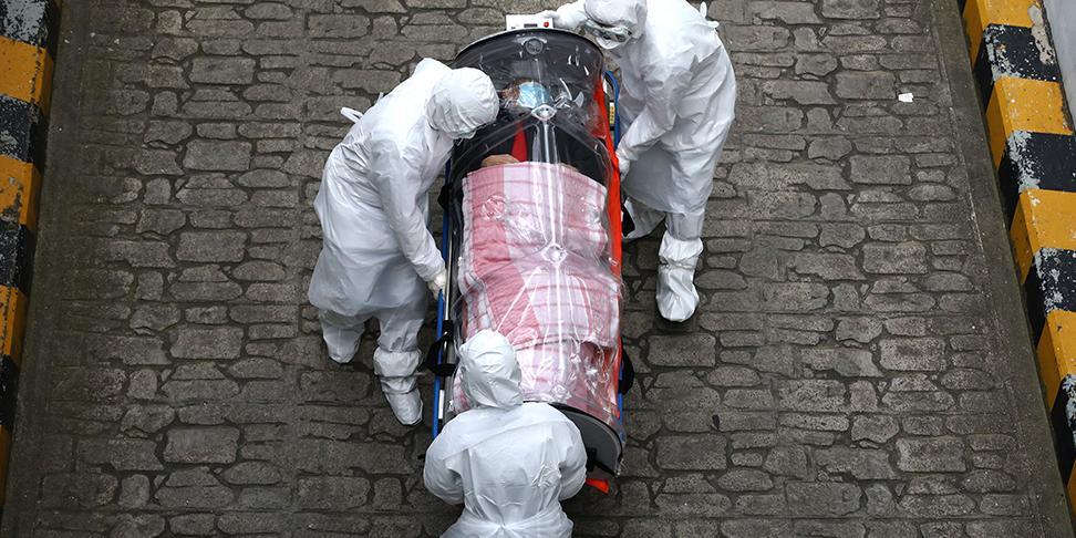 В России за сутки выявили 11 новых больных коронавирусом