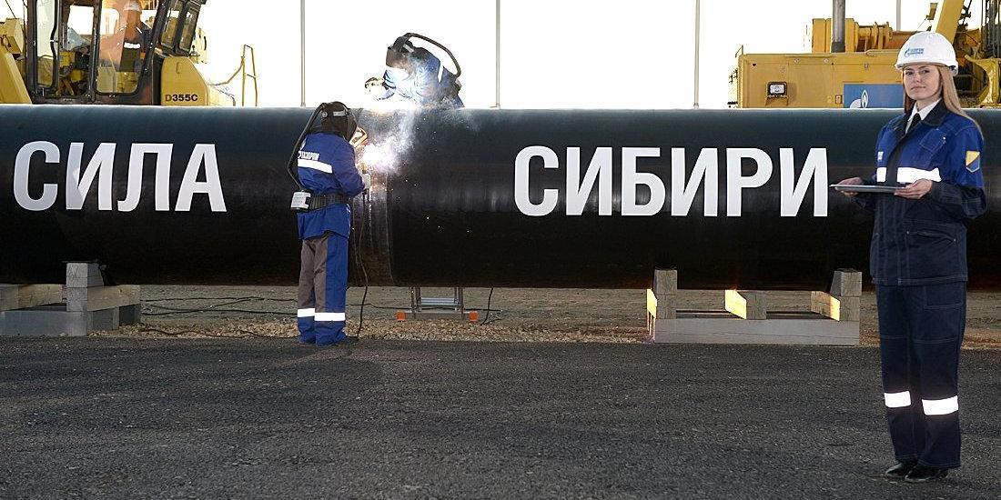 России пришлось продавать газ Китаю в полтора раза дешевле планируемого