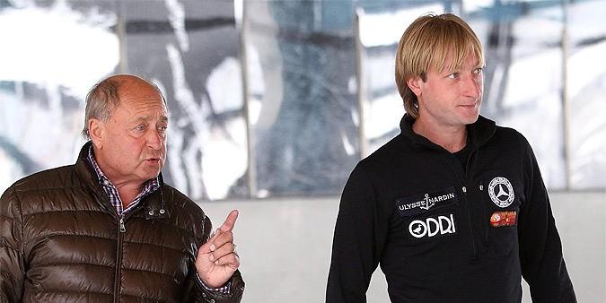 Плющенко пропустит сезон из-за очередной травмы спины