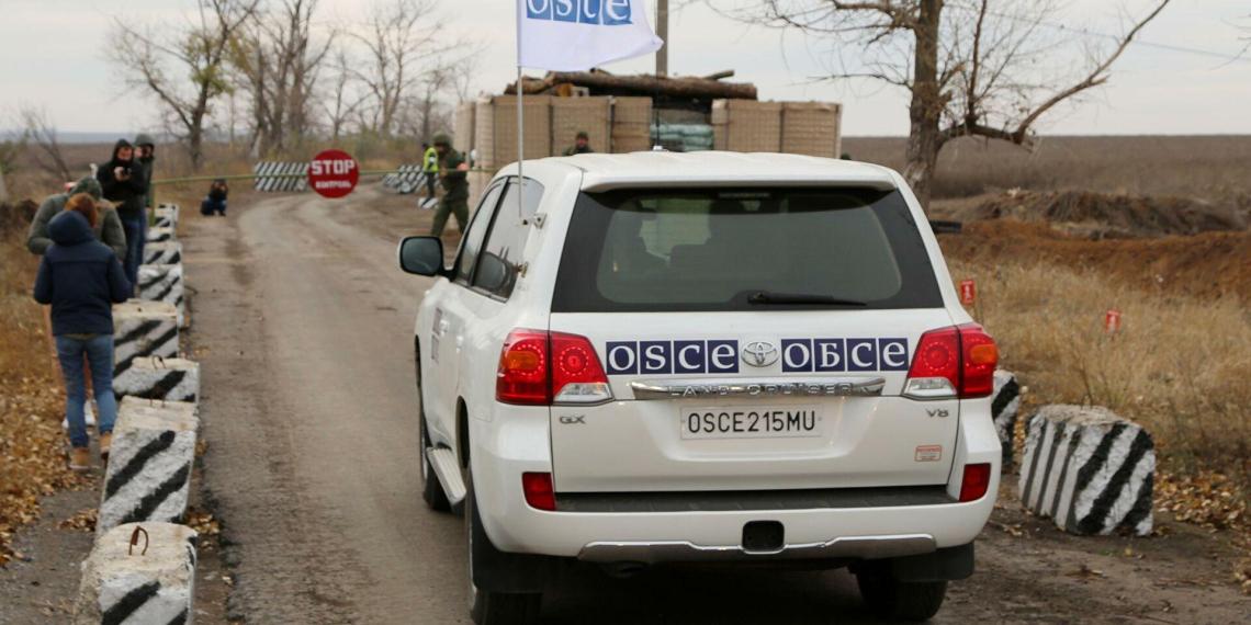 Миссия США: Россия выступила против продления мандата ОБСЕ в Донецке