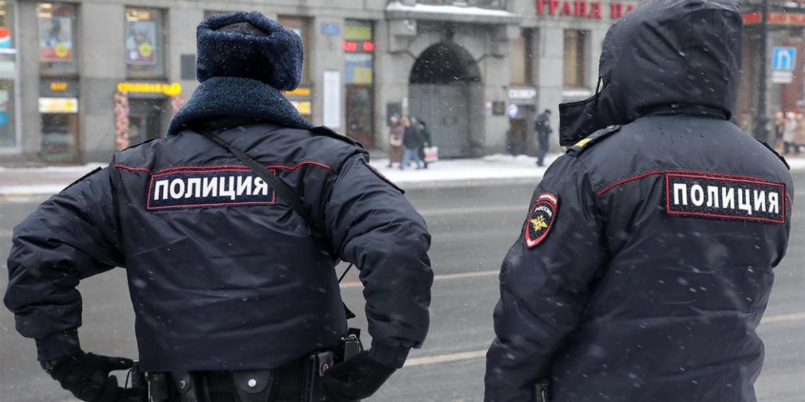 ГУ МВД по Москве предупреждает об ответственности за участие в несанкционированных акциях