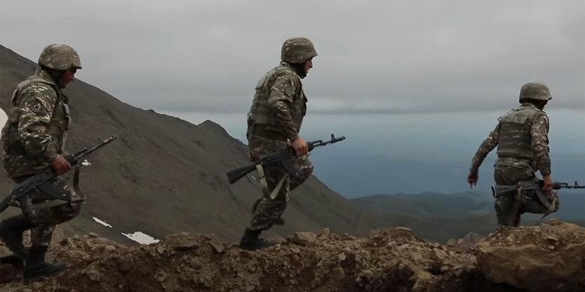 Путин, Трамп и Макрон сделали совместное заявление по конфликту в Карабахе