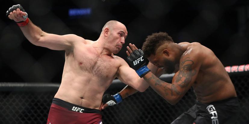 Правительство Украины запретило показ боя россиянина на турнире UFC