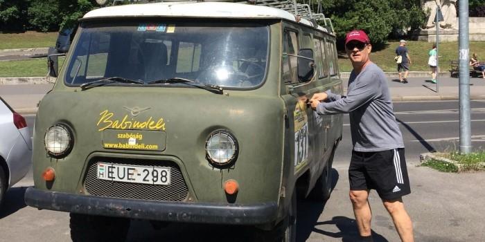 Том Хэнкс выбрал для себя советский автомобиль