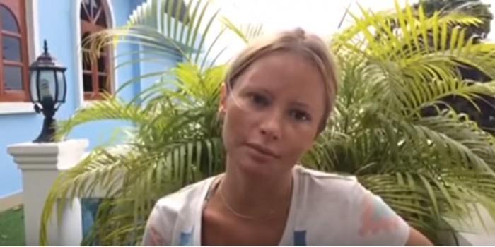 Дана Борисова хочет уйти в монастырь