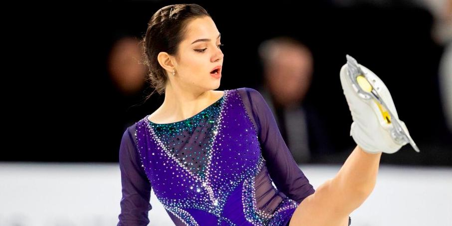 Медведева оправдалась за худший результат в карьере на Skate Canada