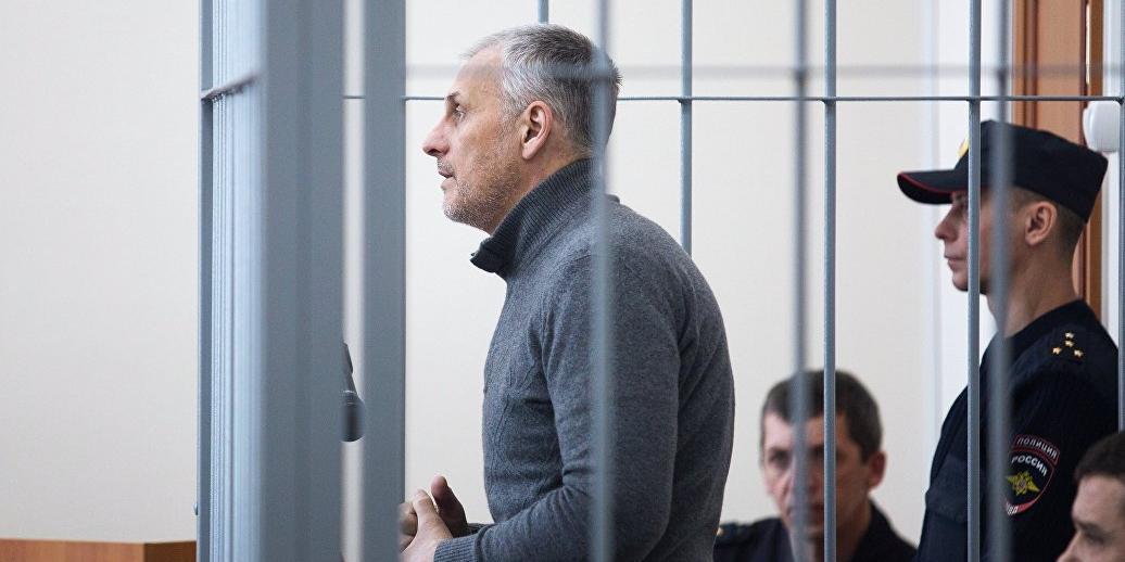 Суд приговорил Хорошавина к 13 годам колонии строгого режима