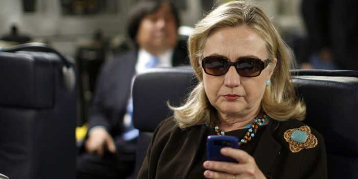 Госдеп возобновит дело о служебной переписке Хиллари Клинтон