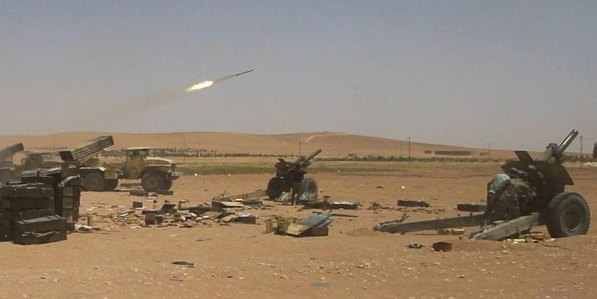 Сирия отразила ракетный удар Израиля