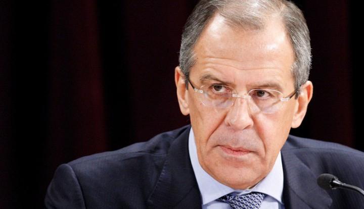 Лавров: ЕС ввел санкции, находясь под давлением США