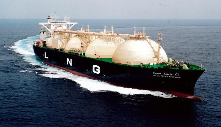 Bloomberg: Турция не пропустит танкеры с СПГ для Украины в Черное море