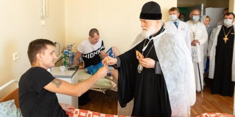 РПЦ сослала главу Белорусской церкви на Кубань после его визитов в больницы к протестующим