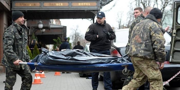 Сообщника убийцы Вороненкова задерживали в Киеве за неделю до преступления