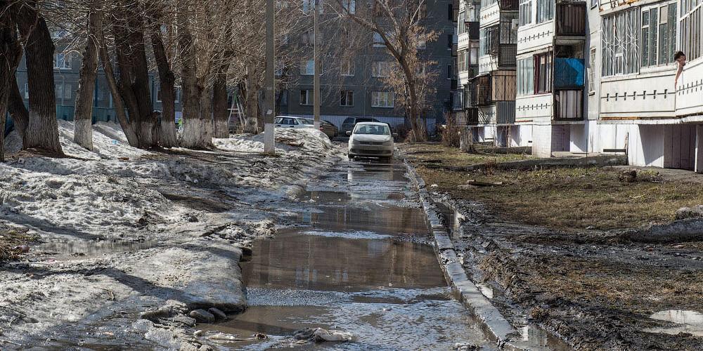 Ранняя весна грозит России проблемами с водой