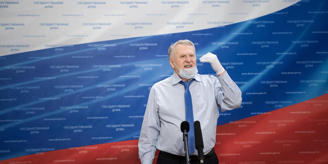 Жириновский предложил ликвидировать Совфед и сократить депутатов