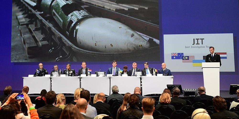 """Россия не увидела """"настоящего расследования"""" роли Украины в катастрофе MH17"""