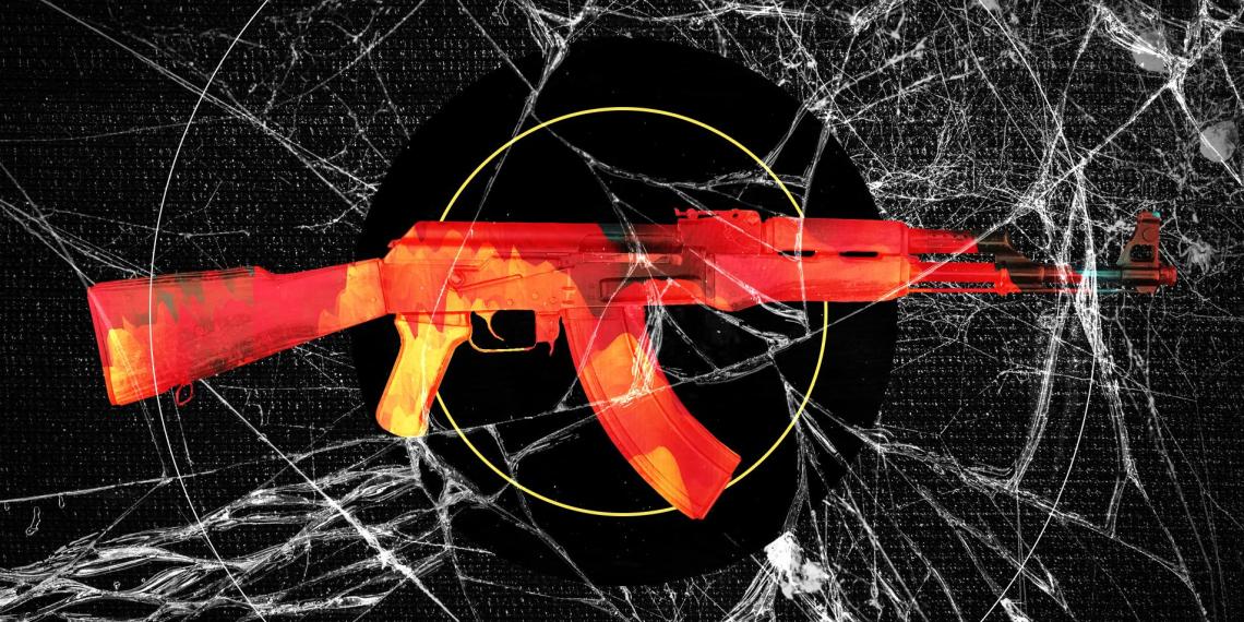 Ствол для психопата: насколько доступно оружие в России
