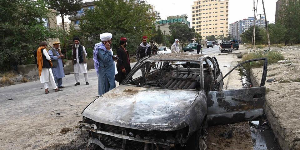 NYT: жертвой авиаудара США по Кабулу мог стать гуманитарный работник вместо террориста