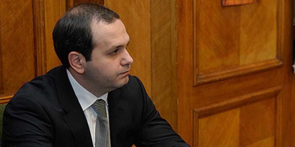 Экс-руководителя госбезопасности Армении нашли мертвым с огнестрельным ранением