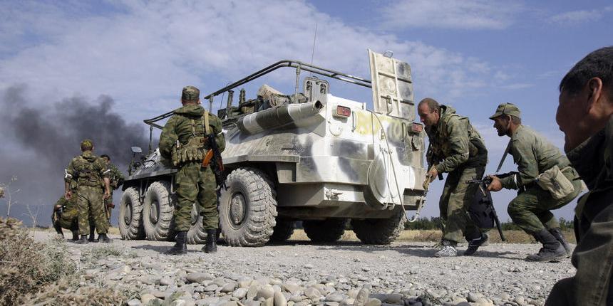 ЕСПЧ отклонил претензии Грузии к России в связи с войной 2008 года