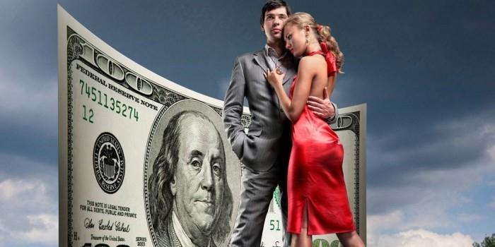 Ученые: чем больше муж финансово зависим от жены, тем выше вероятность его измены