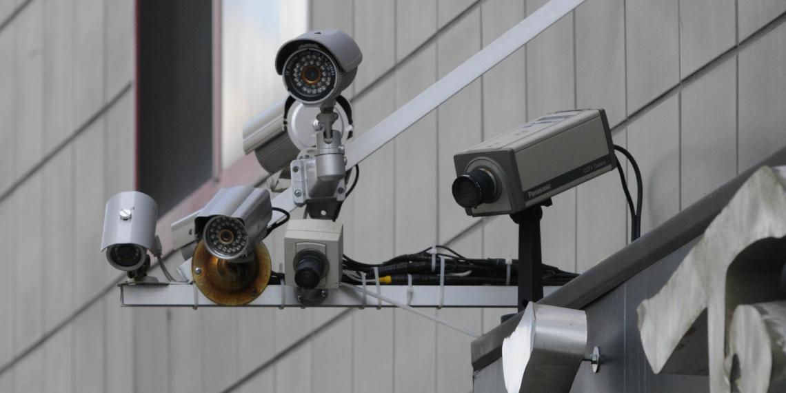 В России планируют объединить все камеры видеонаблюдения в единую систему