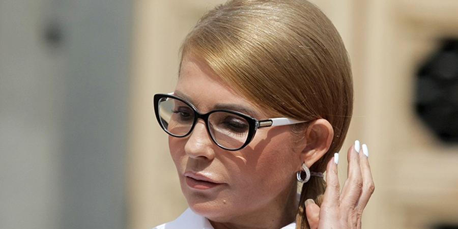 """Тимошенко считает, что на Украине начался """"настоящий террор"""""""