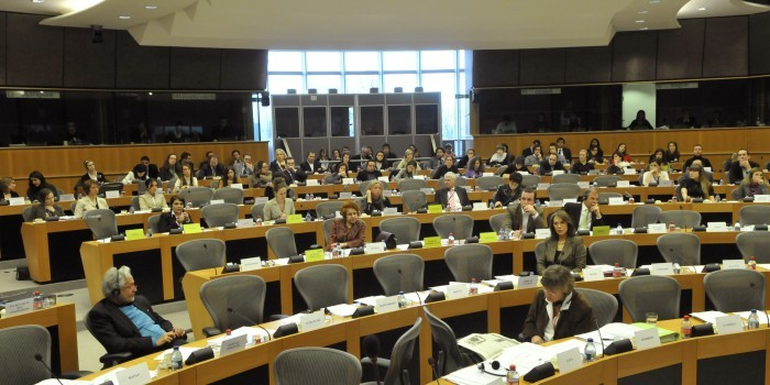 Комитет Европарламента одобрил безвизовый режим с Украиной